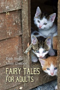 Cover Fairy Tales for Adults