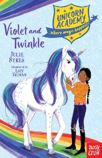 Cover Violet and Twinkle