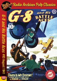 Cover G-8 and His Battle Aces #93 August 1941
