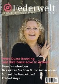 Cover Federwelt 132, 05-2018, Oktober 2018