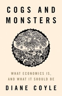 Cover Cogs and Monsters