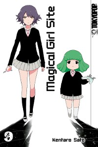 Cover Magical Girl Site - Band 9