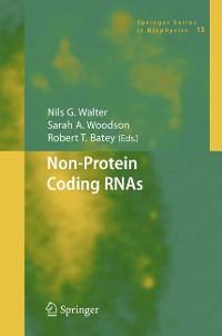 Cover Non-Protein Coding RNAs