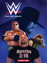 Cover WWE Then. Now. Forever. Volume 3