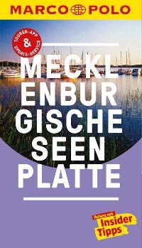 Cover MARCO POLO Reiseführer Mecklenburgische Seenplatte