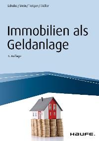 Cover Immobilien als Geldanlage