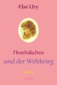 Cover Nesthäkchen und der Weltkrieg