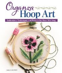 Cover Organza Hoop Art