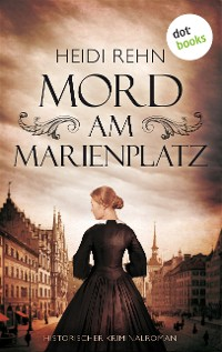 Cover Mord am Marienplatz
