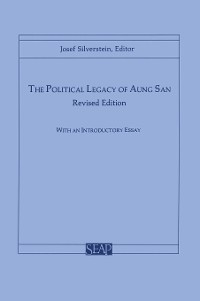 Cover The Political Legacy of Aung San