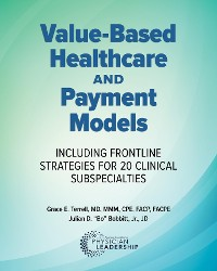 Cover Value-Based Healthcare and Payment Models