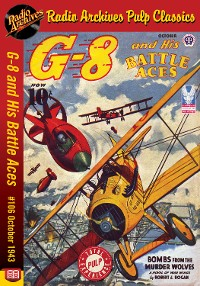 Cover G-8 and His Battle Aces #106 October 194