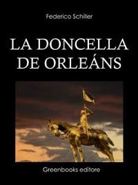 Cover La doncella de Orleáns