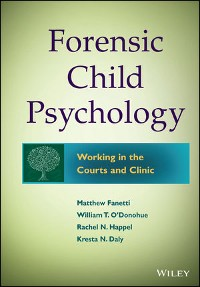 Cover Forensic Child Psychology