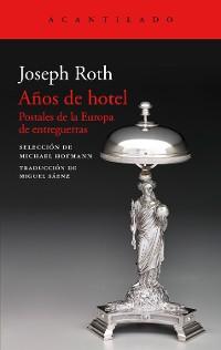 Cover Años de hotel