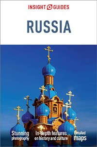Cover Insight Guides Russia (Travel Guide eBook)