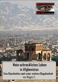 Cover Mein schreckliches Leben in Afghanistan