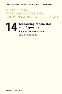 Cover Measuring Media Use and Exposure