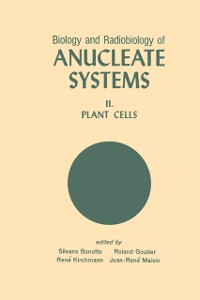 Cover Biology And Radiobiology Of Anucleate Systems