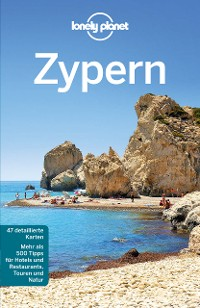 Cover Lonely Planet Reiseführer Zypern