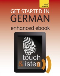 Cover Get Started in Beginner's German: Teach Yourself