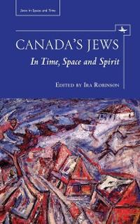 Cover Canada's Jews