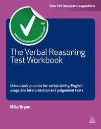 Cover Verbal Reasoning Test Workbook