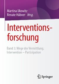 Cover Interventionsforschung
