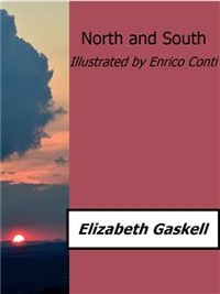 Cover North and South (Illustrated by Enrico Conti)