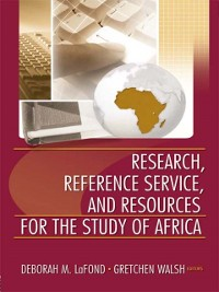 Cover Research, Reference Service, and Resources for the Study of Africa