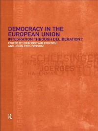 Cover Democracy in the European Union