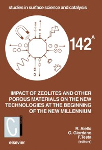 Cover Impact of Zeolites and other Porous Materials on the New Technologies at the Beginning of the New Millennium