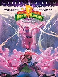 Cover Mighty Morphin Power Rangers Volume 7