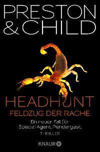 Cover Headhunt - Feldzug der Rache