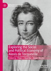 Cover Exploring the Social and Political Economy of Alexis de Tocqueville
