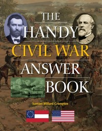 Cover Handy Civil War Answer Book
