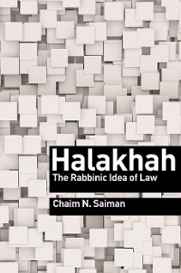 Cover Halakhah