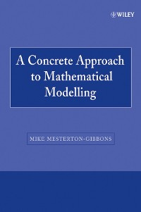 Cover A Concrete Approach to Mathematical Modelling