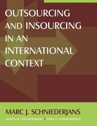 Cover Outsourcing and Insourcing in an International Context