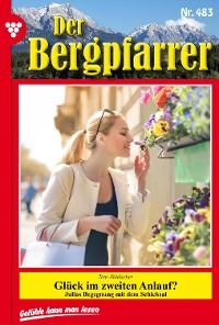 Cover Der Bergpfarrer 483 – Heimatroman