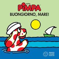 Cover Pimpa buongiorno, mare!