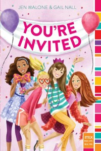 Cover You're Invited