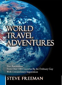 Cover World Travel Adventures