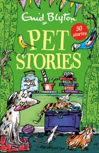 Cover Pet Stories