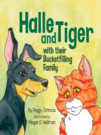 Cover Halle and Tiger with their Bucketfilling Family