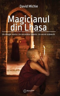 Cover Magicianul din Lhasa