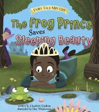 Cover Frog Prince Saves Sleeping Beauty