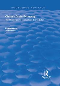Cover China's Grain Economy