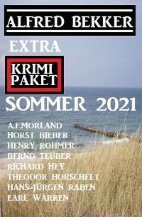 Cover Extra Krimi Paket Sommer 2021