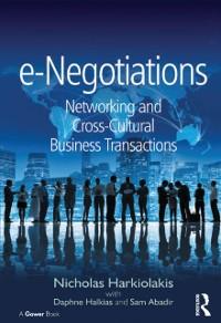 Cover e-Negotiations